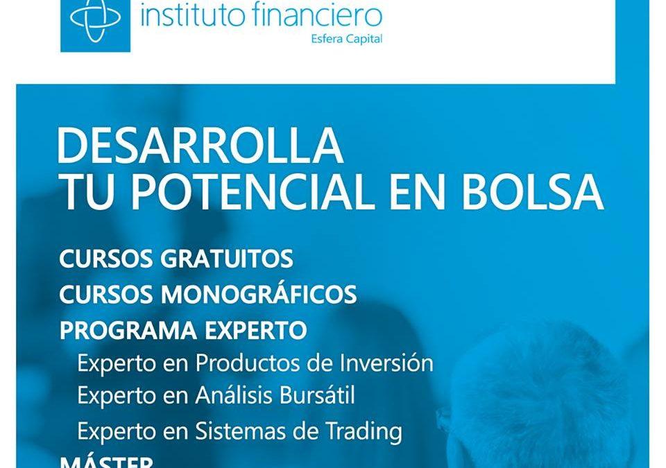 El Instituto Financiero Esfera Capital, ha lanzado nuevo proyecto de formación.