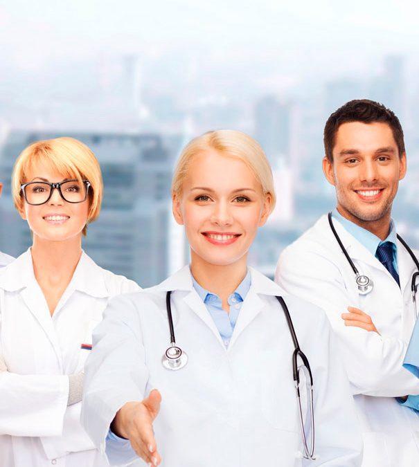 El seguro de responsabilidad civil de sociedades médicas.