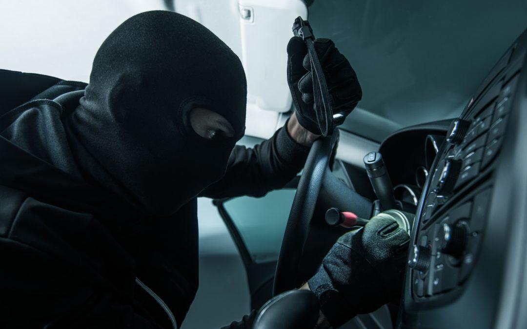 ¿Que debemos de hacer si nos roban el coche?